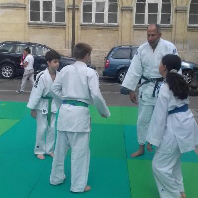 Handi judo jour du 9 juin 2018